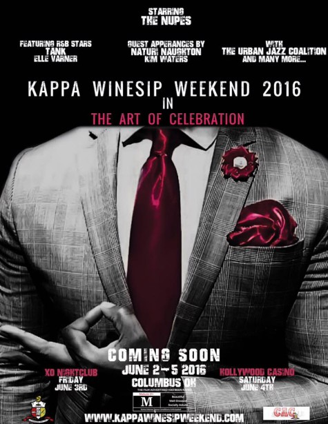 Winesip Weekend Coming Soon