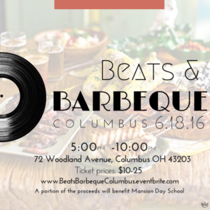 Beats & Barbeque flyer