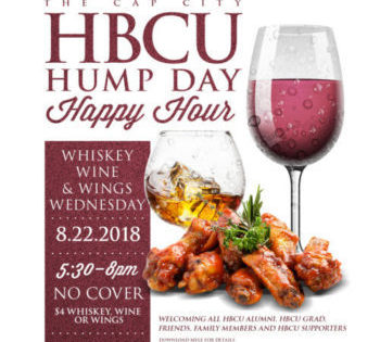 HBCU Happy Hour – Aug. 22nd