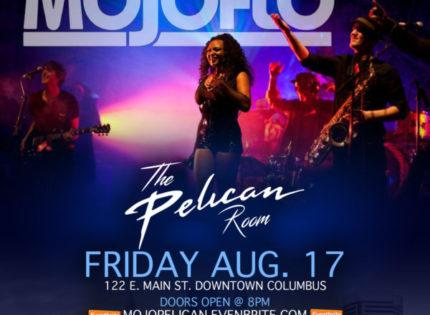 "HEREFRIDAYS Presents MOJO FLO ""LIVE"" – Fri. 8/17"